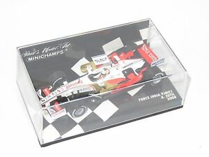 1/43 Force India Vjm01 Kingfisher Saison 2008 A.sutil 4012138084421