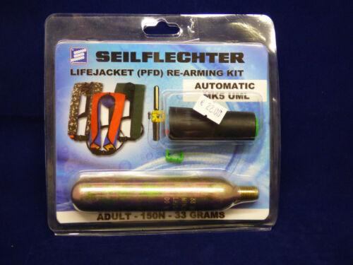 Automatik Angler und Motorbootweste ohne Lifebelt DIN EN ISO 12402-3