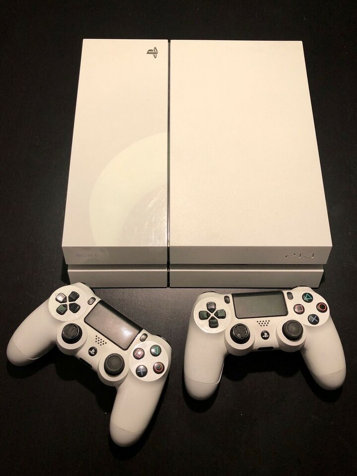 Playstation 4, CUH-1100 500GB, Perfekt