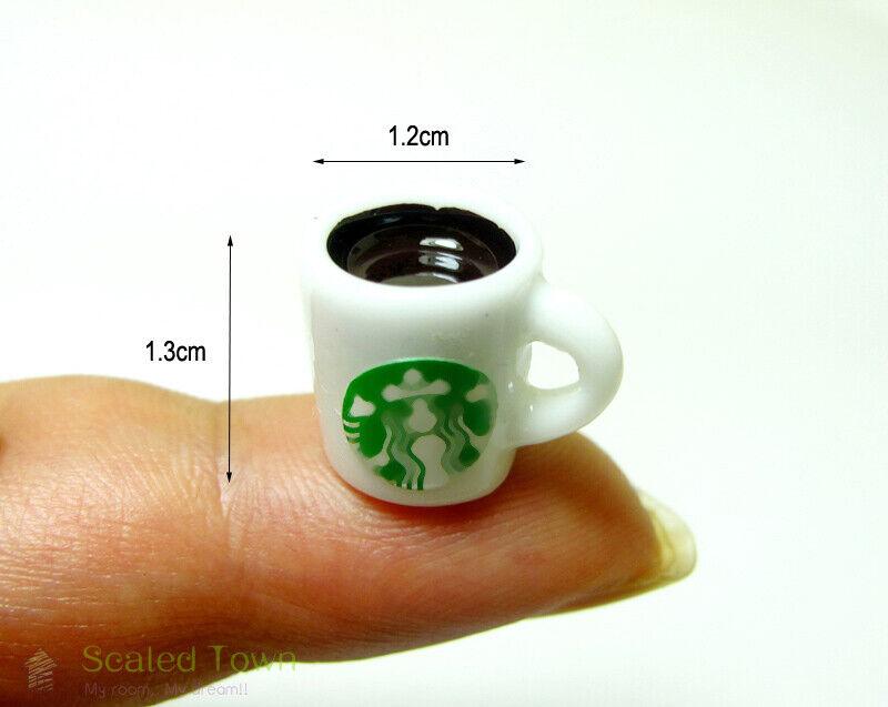 1pcs coffee Mug 1.3cm H