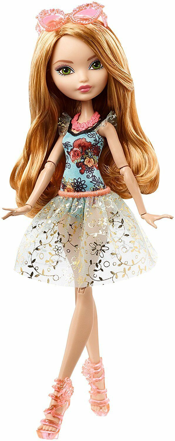 Mattel Ever After High Ashlynn Ella SPIEGEL Strand Mirror Beach CLC66 OVP