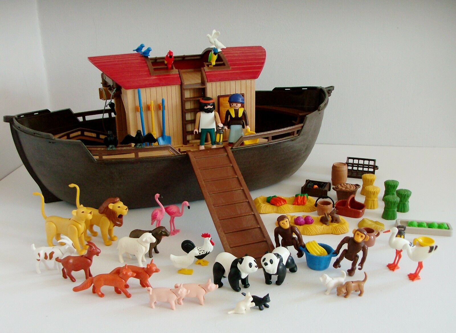 PLAYMOBIL Noah's Ark, animali, cifra  e accessori Bundle  design semplice e generoso