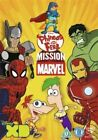 Phineas and Ferb Mission Marvel 8717418407483 DVD Region 2