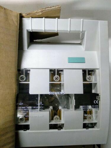 SIEMENS 3NP4270-0CA01 Fuse Disconnector