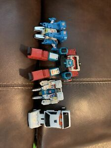 lot of 4 transformers