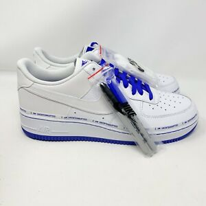 Men/'s Nike Air Force 1 Low X Uninterrupted Quick Strike Athletic CQ0494 100