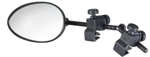 REICH traino specchio velocità fix convex Singolo Clamp Fit Caravan Rimorchio