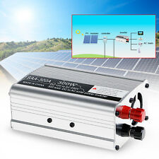 600W Peak DC 12V to AC 230V Solar Power Inverter Converter USB Output Stable