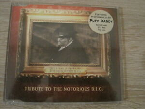 CD Single - Puff Daddy Tribute To The Notorious B.I.G., 74321 49915 2, 1997 - Velden, Deutschland - CD Single - Puff Daddy Tribute To The Notorious B.I.G., 74321 49915 2, 1997 - Velden, Deutschland
