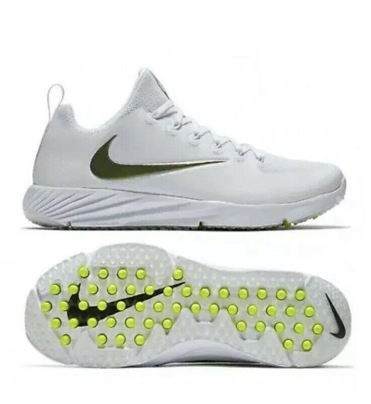 Nike Vapor Untouchable Speed Turf   Men's Size 10 Superbowl 52 Rare 833408-112