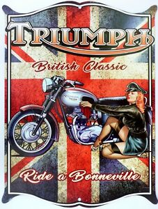 TRIUMPH-BRITISH-CLASSIC-All-Weather-Aged-look-Metal-Sign-475x360