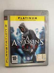 Volontaire Assassin's Creed Gioco Di Avventura Azione Per Playstation 3 Ps3 Italiano Pal
