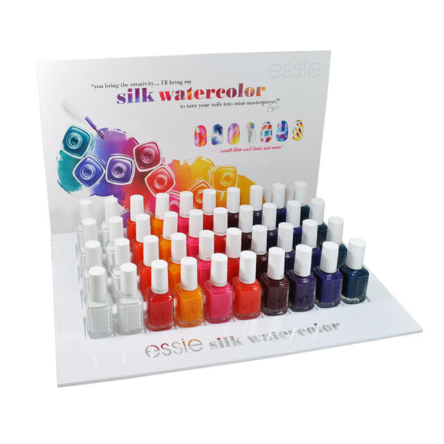 Essie Nail Polish Lacquers Silk WaterColor Collection 0.46 oz 923-931