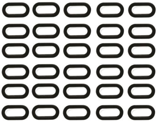 Prologic LM Steel Ring Assortment 30 Ringe für Karpfenrigs Rig Rings