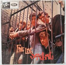 "1964 The Yardbirds ""Five Live Yardbirds"" UK NM Vinyl LP Record"