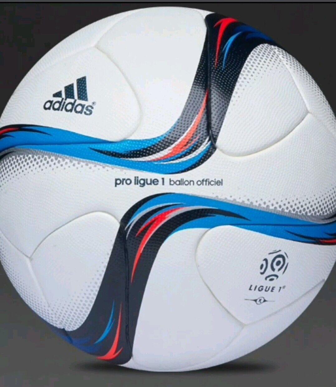 Adidas Match Ball Pro Ligue 1 English French Soccer League Ballon For Sale Online Ebay