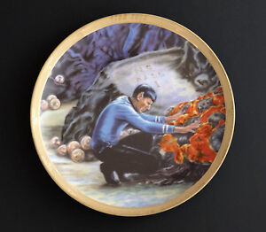 Star-Trek-Collector-s-Plate-Devil-in-the-Dark
