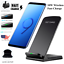 thumbnail 7 - Cargador-Inalambrico-Compatible-Para-Iphone-11-X-8-Plus-Xs-Max-Samsung-S8-S9-S10