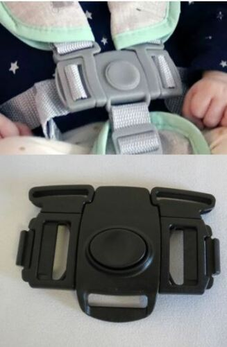 Buckle Safety Clip Replacement Part Graco DuetConnect Infant Baby Swing Rocker