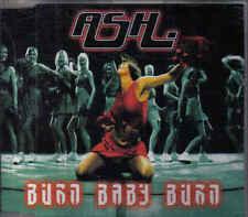 Ash- Burn Baby burn cd maxi single