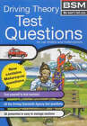 Driving Theory Test Questions by British School of Motoring (Paperback, 2000)