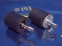 Lot Of 2 Bell & Howell Pinch Roller For Model 3700