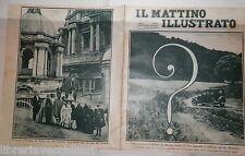 1924 Omicidio Matteotti Metodo Braille Porcellane famose Ras Tafari Vaticano di