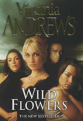 The Wild Flowers by Virginia Andrews, Good Book (Hardcover) Fast & FREE Delivery