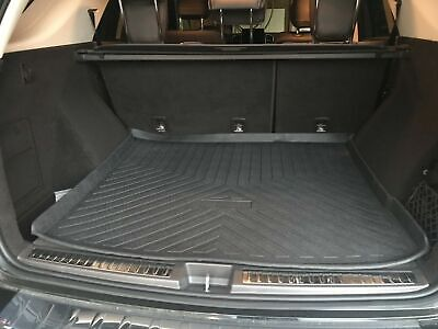 MERCEDES M Class GLE W166 2011-up Exclusive Rubber Boot Mat Tailored WATERPROOF