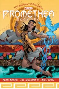 Promethea-1-Hardcover-by-Moore-Alan-Wiliams-J-H-III-ILT-Gray-Mick