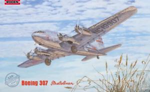 Roden-339-1-144-Boeing-307-Stratoliner-TWA-SA-307B-aircraft-kit