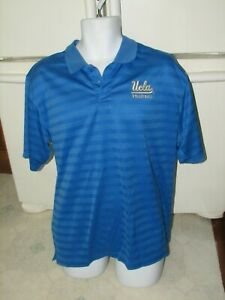 online retailer 335b5 0743e Details about UCLA Volleyball team issue only shirt NCAA adidas men's large  perfect shape