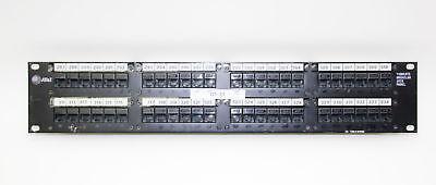 At&t 1100cat5 Modular Jack Panel 48 Port E137579 2l57 Uitstekende Eigenschappen