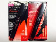 Maybelline Lash Stiletto Ultimate Length Washable Mascara