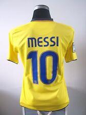 Lionel MESSI #10 Barcelona Away Football Shirt Jersey 2008-2010 (S)