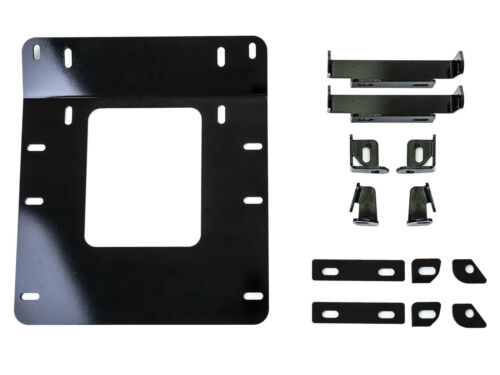 SuperATV Heavy Duty Frame Support Stiffener for Honda Pioneer 1000 1000-5
