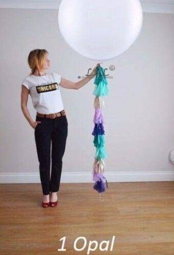 Gender Reveal POP Balloon XL Butterfly Confetti  Confetti Pink+Blue Diy Kit Baby