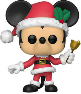 FUNKO POP! DISNEY: Holiday - Mickey Funko Pop! Disney: Toy