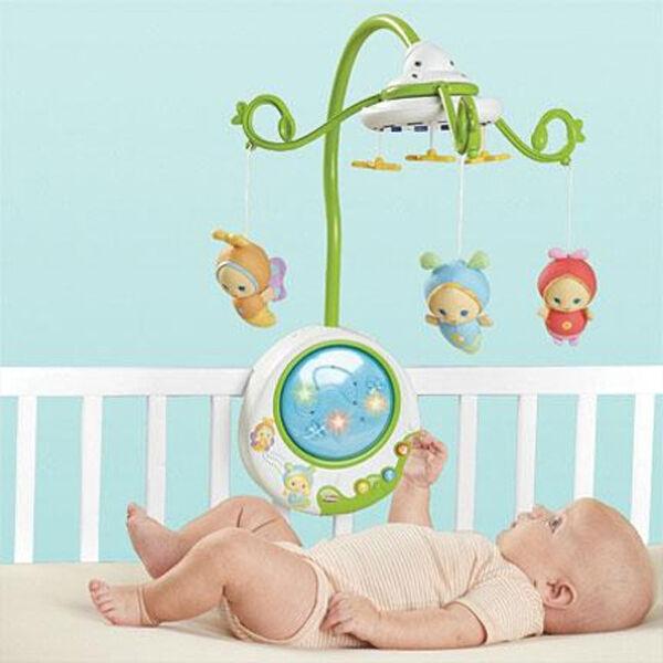 Glo World Firefly Mobile - Baby Kids Playskool