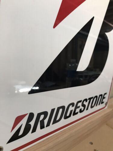 Tire Bridge Stone Service Garage Tires Reproduction Garage Sign