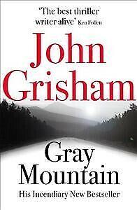 Gray Mountain, Paperback by Grisham, John, Brand New, Free shipping