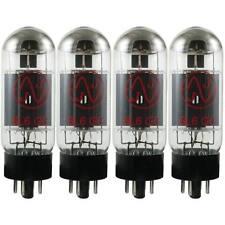 NEW JJ TESLA 6L6GC Matched Quad Power Amp Tubes Valve 6L6 Guitar Amplifier 5881