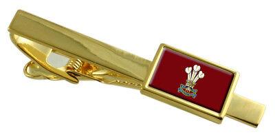 Ejército británico Clip De Corbata Royal Welsh fusileros