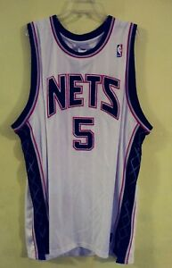 Image is loading NEW-JERSEY-NETS-5-JASON-KIDD-MENS-60 16dba8952
