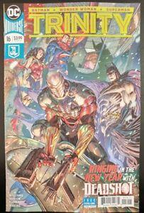 TRINITY-16a-2018-DC-Universe-Comics-VF-NM-Book