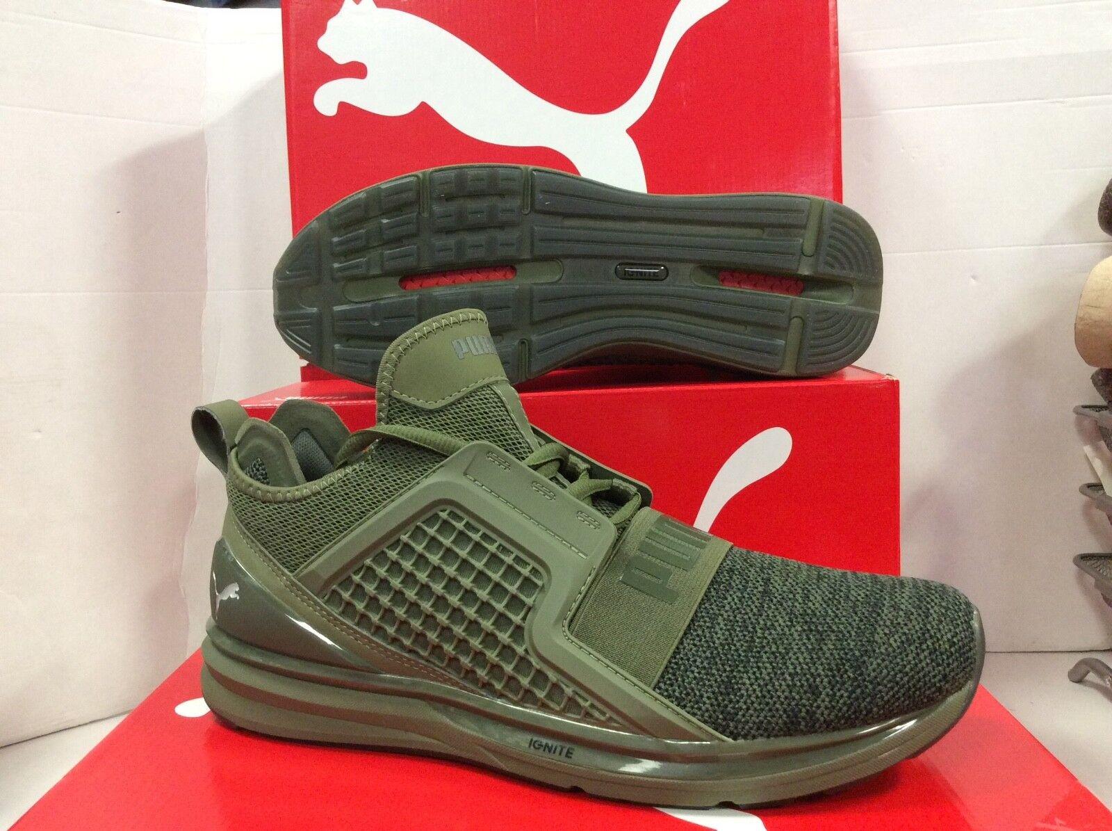 chaussures chaussures chaussures homme puma enzo tisser 191487.01 baskets puma 80cd95