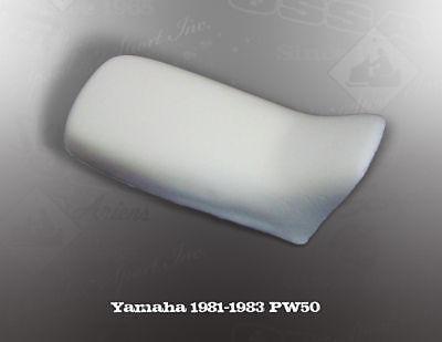 YAMAHA 1981-1983 PW50 SEAT PAN COVER FOAM LIKE NOS
