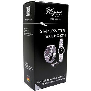 Hagerty-Stainless-Steel-Watch-Polishing-Cloth-for-SS-Watches-Bracelets-SH380A