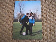 JOHAN CRUYFF SPANISH CARD 206 GEPRODESA 1984 APRENDE A JUGAR A FUTBOL