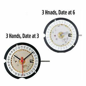 Suizo-Ronda-585-3-Pines-Movimiento-de-Cuarzo-Reloj-Accesorios-Date-At-3-039-6-039